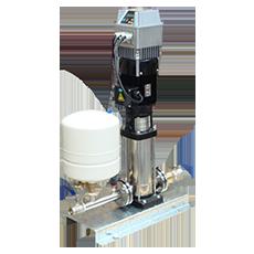 GPC - Single Pump Pressure Booster