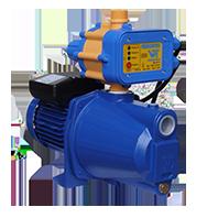 Ultraflow self priming rainwater pump