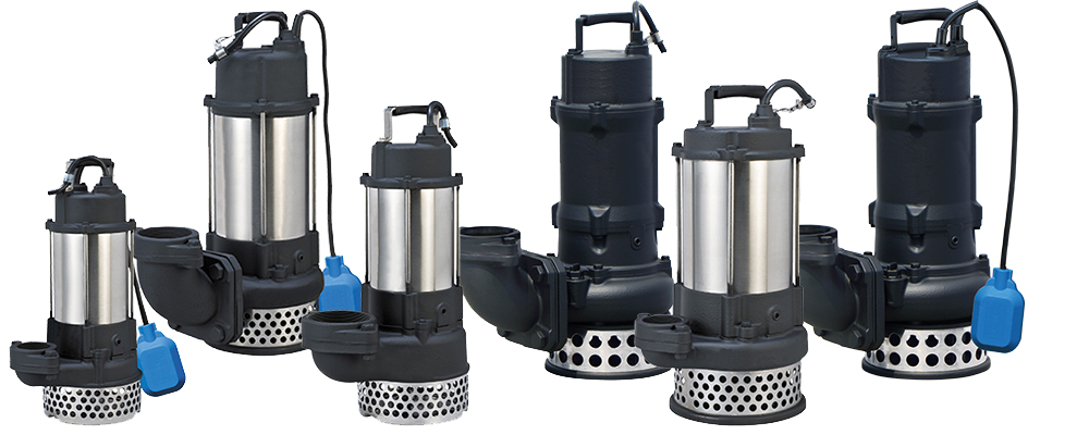 Submersible pumps general pump company australia for Submersible hydraulic pump motor