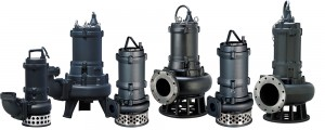Ultraflow Large Drainage Submersible Pumps