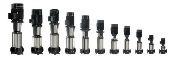 Multistage Water Pumps General Pumps